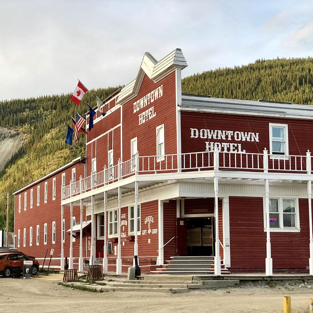 Dawson City Summer Special