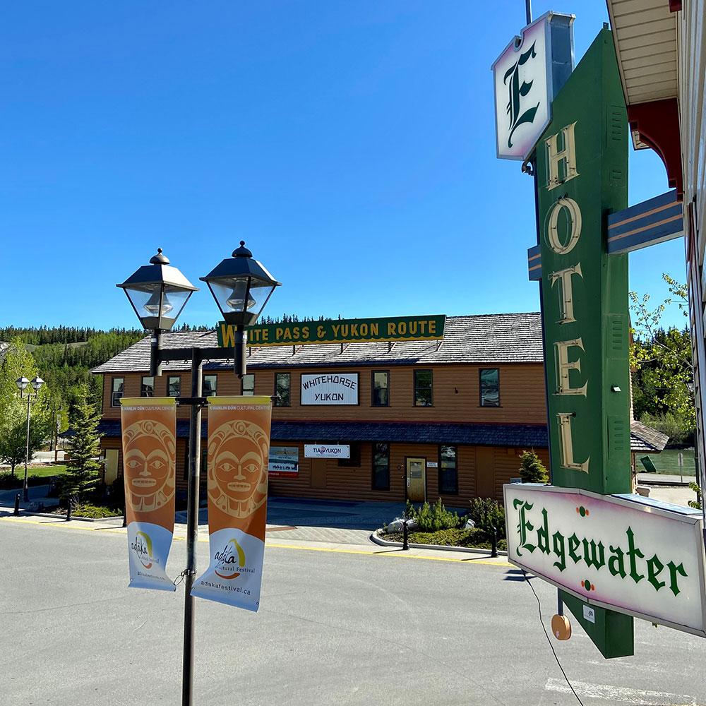 Edgewater Hotel Great Yukon Summer 2021 Package
